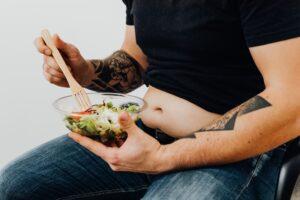 דיאטת סלט שלא עוזרת למשקל לרדת